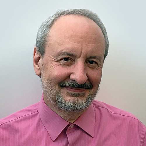 Pavel Komarov Ph.D.